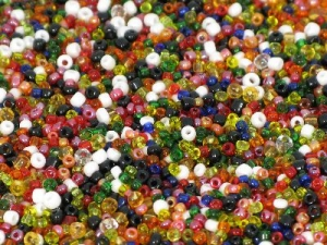 Mixed Bag Seed Beads